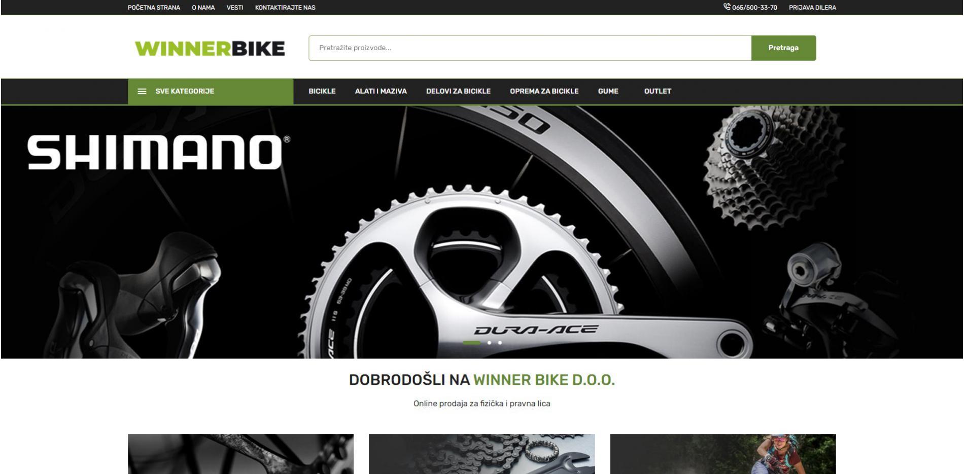 Winner Bike